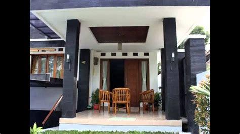 desain rumah minimalis  lantai luas tanah  yg  trend   youtube