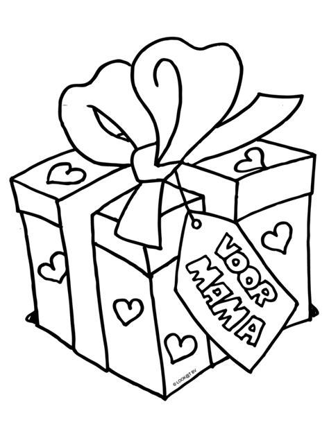 kleurplaat bloem moederdag kleurplaat cadeau voor mama moederdag kleurplaten nl