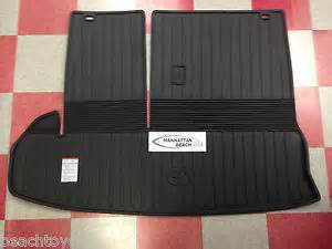 Cargo Liners For 2015 Toyota Highlander 2014 2017 Highlander All Weather Cargo Liner Tray Black