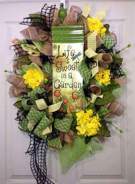 1110 best spring and summer wreaths images on pinterest spring 17 best images about spring and summer wreaths misc on
