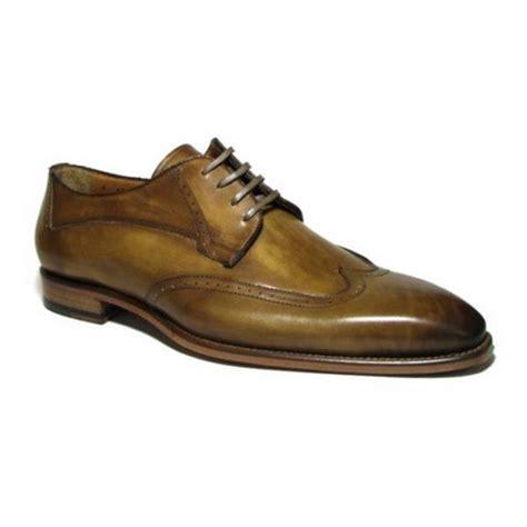light brown wingtip shoes jose real amberes hand antiqued wingtip shoes light brown