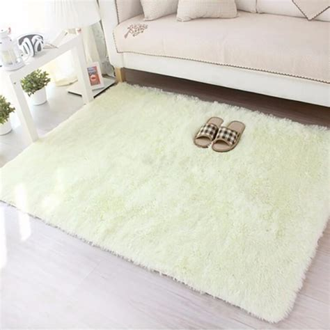 shaggy rugs for room fluffy rugs anti skid shaggy area rugs for home living