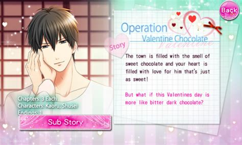 my bedroom story operation valentine chocolate voltage inc wiki fandom