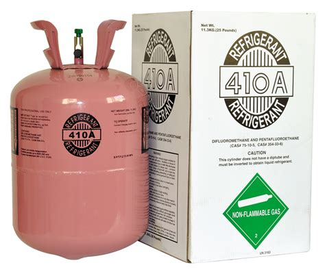Home Ac Refrigerant by Hfc 410a Mixed Refrigerant R410a Zhejiang Ze China Fluorine Chemical Co Ltd