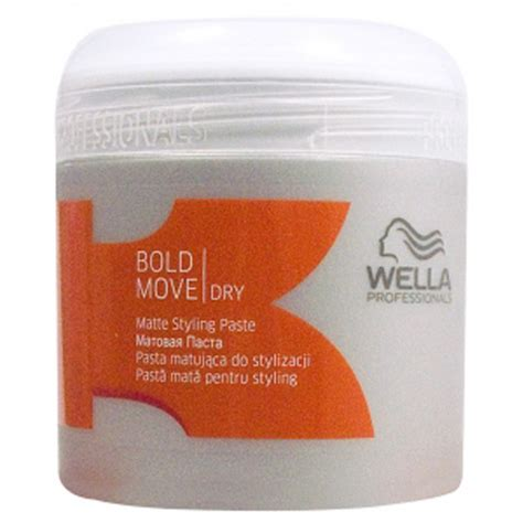 best mens matte styling paste wella professionals dry bold move matte styling paste