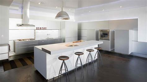 White Kitchen Design Ideas by 18 Modern White Kitchen Design Ideas Home Design Lover