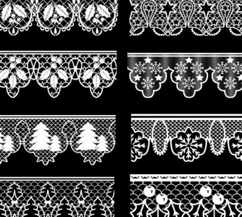 christmas pattern brushes photoshop christmas lace pattern brushes brushes fbrushes