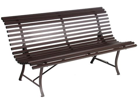 Banc Fermob Louisiane by Banc Louisiane 150 De Fermob Rouille