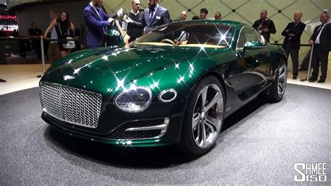 bentley geneva in detail bentley exp 10 speed 6 geneva 2015 youtube