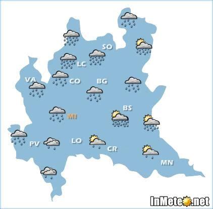 meteo pavia week end lombardia inverno senza tornano maltempo e neve