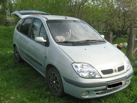 renault scenic 2002 automatic 2002 renault scenic ja pictures information and specs