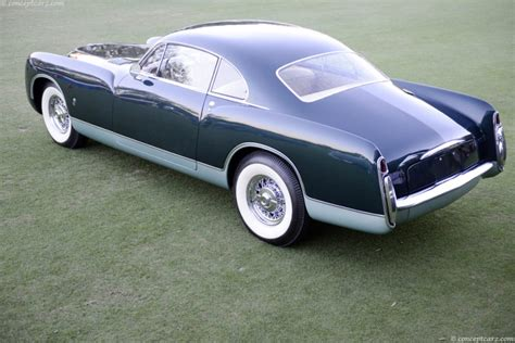 chrysler prototype 1952 chrysler special prototype image chassis