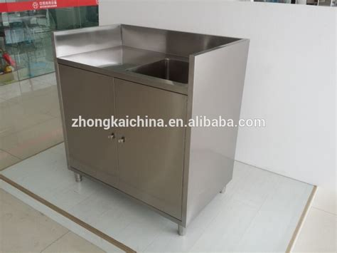free standing kitchen sink cabinet free standing cheap stainless steel commercial kitchen