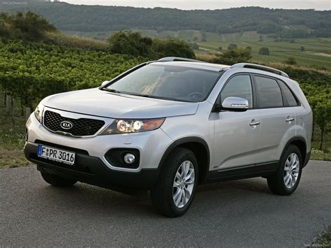 Kia Sornto 2010 Kia Sorento Photogallery Wallpapers