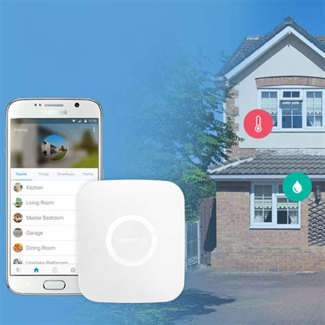 samsung smartthings hub v2 0 now available in the uk