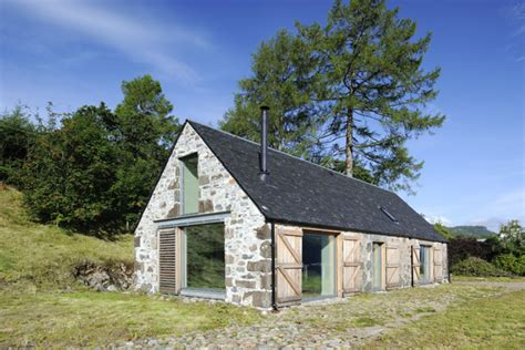 Cottages At The Wilderness by Leachachan Barn Cottage Letterfearn Loch Duich