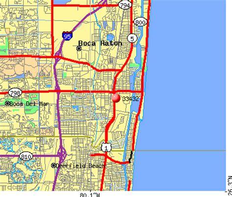 zip code map boca raton boca raton florida zip code map zip code map