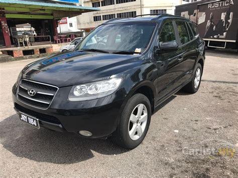 sell my car hyundai santa fe hyundai santa fe 2007 2 7 in johor automatic suv gold for rm 35 700 3617362 carlist my