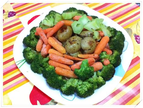 0 cal vegetables the baking biatch by cynthia lim happy call pan