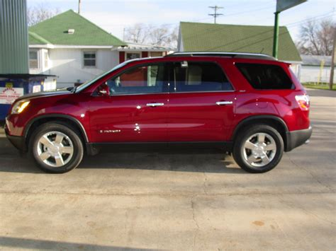 old car owners manuals 2007 gmc acadia seat position control 2007 gmc acadia