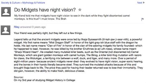 The Place Project Yahoo Answers 22 Questions From Yahoo Answers That Are So Dumb They Re Awesome Collegehumor Post