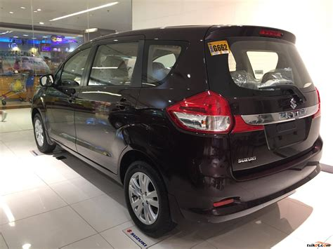 interior ertiga 2017 suzuki ertiga 2017 car for sale metro manila