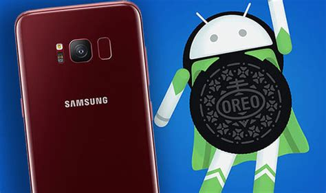 Android Oreo S8 by Samsung Galaxy S8 Gets Refreshed Design As Android 8 0