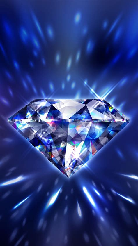 wallpaper iphone diamond diamond wallpaper for iphone 73 images