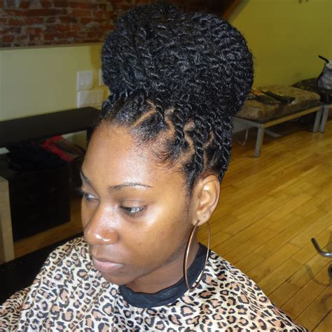 twist using marley hair marley hair twist short hairstyle 2013