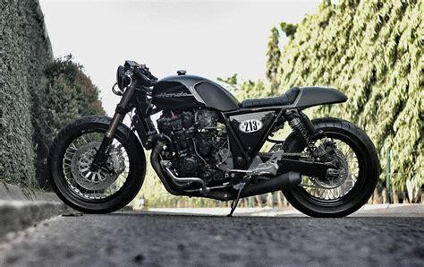 honda cb1000 caf 233 racer by studio motor