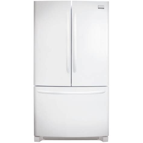 frigidaire gallery refrigerator replacement drawer frigidaire gallery white 27 8 cu ft french door