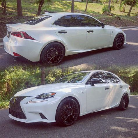 2015 lexus is 250 custom is250 f sport crafted line build lexus forums