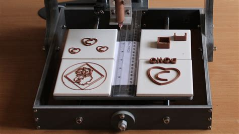 world s first 3d chocolate printer is here