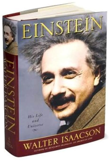 einstein biography isaacson einstein his life and universe by walter isaacson