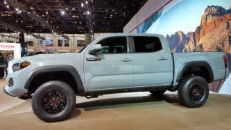 Toyota Tacoma Trd 2017 Toyota Tacoma Trd Pro Picture 666060 Truck Review