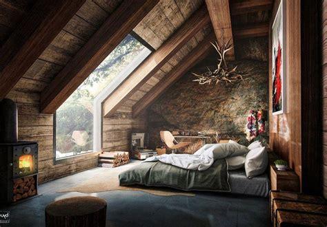 Chambre En Bois Rustique by L Int 233 Rieur Bois Rustique Garantie Pour La Chaleur Et Le