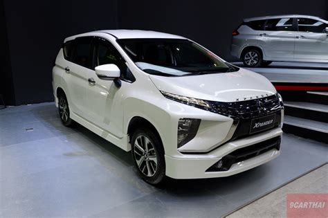 All New Mitsubishi Xpander ใหม all new mitsubishi xpander 2018 2019 ราคา ม ตซ บ ช