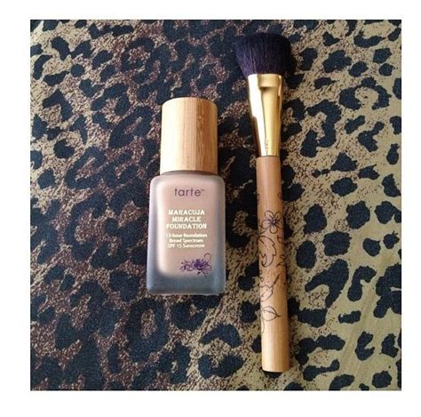 Product Review Tarte The Eraser by Tarte Maracuja Miracle 12 Hour Foundation Medium Reviews