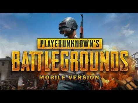 official pubg mobile gameplay android ios