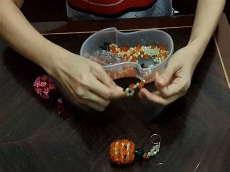 cara membuat gantungan kunci hewan dari manik manik kreasi akrilik doovi