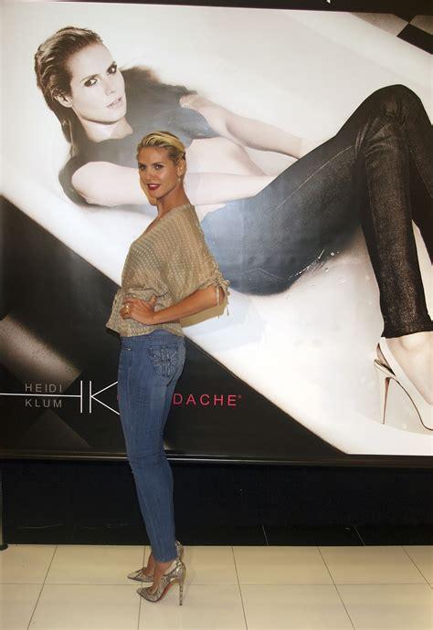 Heidi Klum Is The New Of Jordache by Heidi Klum At Presentation Of The Heidi Klum Jordache