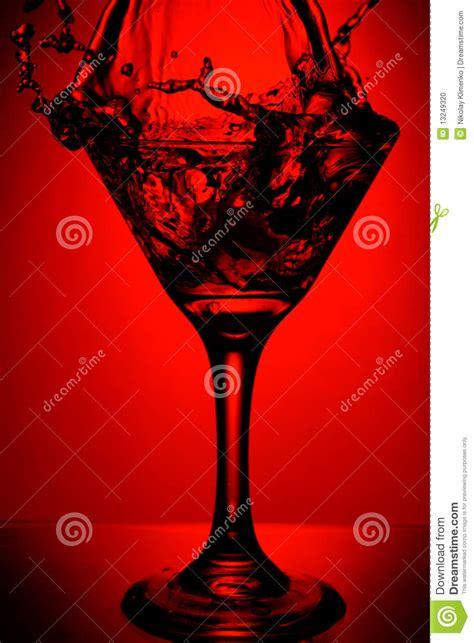 red martini splash red martini splash stock photo image 13249320