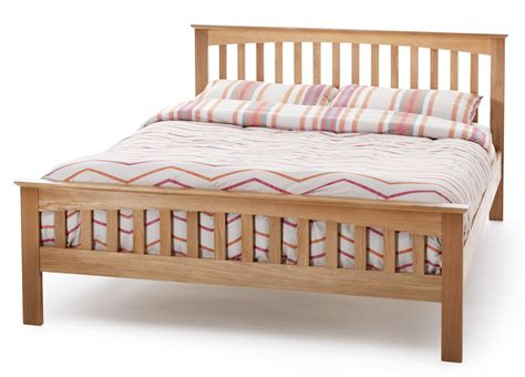 Chelsea Oak High End Bed Frame Sensation Sleep Beds And High End Bed Frames