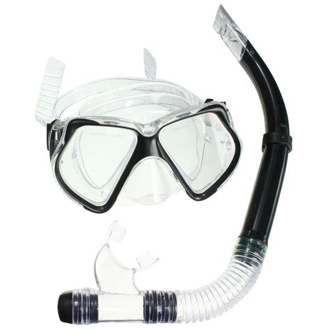 Tempered Glass Gear Sport New silicone tempered glass professional diving equipment diving mask spearfishing gear scuba diving