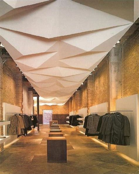 Drop Ceiling Styles by Suspended Ceiling Design Origami Shops