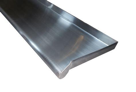 fensterbank metall fensterbank titanzink kupfer ausladung bis 115mm metall in