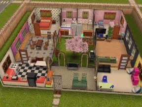 Sims Freeplay House Floor Plans by Sims Freeplay House Ideas Building Plans Online 53175