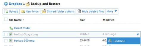 dropbox zaloguj 2 sposoby aby odzyskać dropbox usunięte pliki na windows