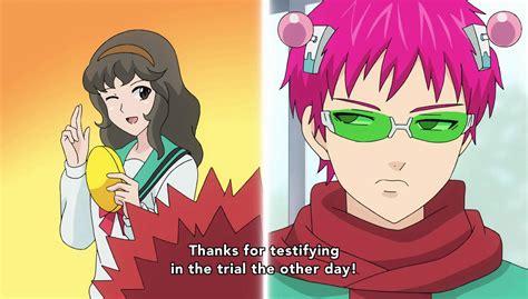 animelist saiki kusuo spoilers saiki kusuo no ψ nan episode 37 discussion