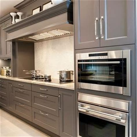 charcoal gray kitchen cabinets design decor photos